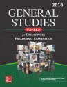 Click To Buy General Studies for Services Preliminary Examination 2016 (Paper - 1)
