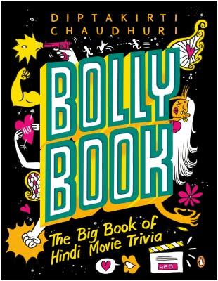 Bollybook : The Big Book of Hindi Movie Trivia (English) price comparison at Flipkart, Amazon, Crossword, Uread, Bookadda, Landmark, Homeshop18
