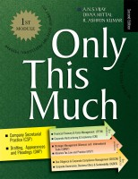 Only This Much (Module - 1) (English): Book