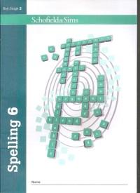 Spelling 6 (English) (Paperback)