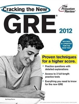 Buy Cracking the New GRE 2012 2012 Edition: Book