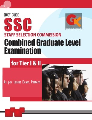 Buy S S C Combined Graduate Level Examination PB (English): Book