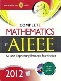 Complete Mathematics for AIEEE 2012 (with CD) (English) 1st Edition (Paperback)