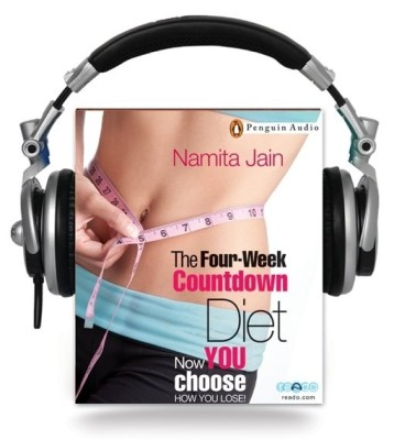 Buy The Four Weeks Countdown Diet (Audiobook): Book