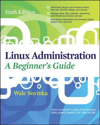 linux administration a beginner 39 s guide english 6th edition
