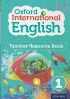 OXFORD INTERNATIONAL PRI ENGLISH: TRB 1 (English): Book