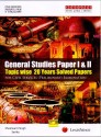 General Studies Paper I & II Topic Wise 20 Years Solved Papers  English   Paperback  available at Flipkart for Rs.475