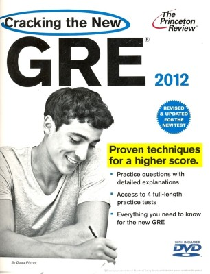 Buy Cracking the New Gre (English) Pap/DVD Re Edition: Book