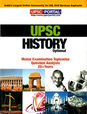 History: UPSC Mains Examination Topic Wise Question Analysis : Mains Examination Topicwise Question Analysis 20+ Years 1st Edition available at Flipkart for Rs.143