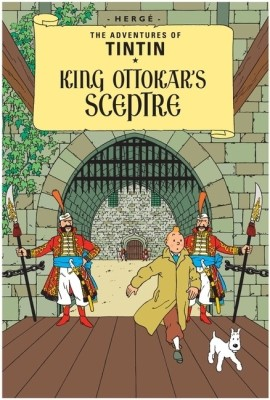 Buy Tintin : King Ottokar Sceptre (English): Book