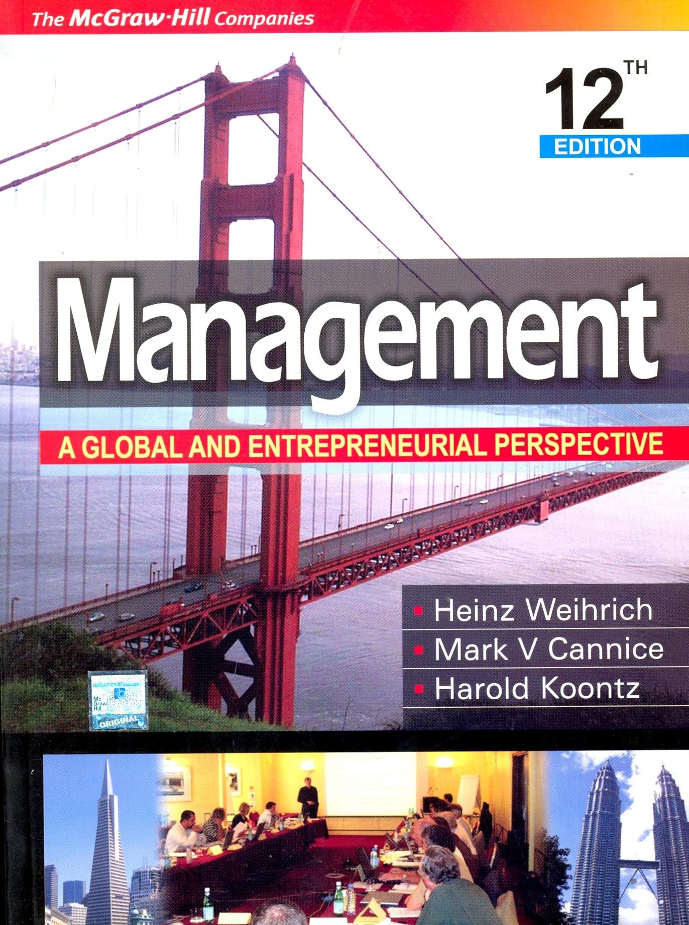 Management A Global Entrepreneurial