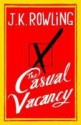 The Casual Vacancy: Book