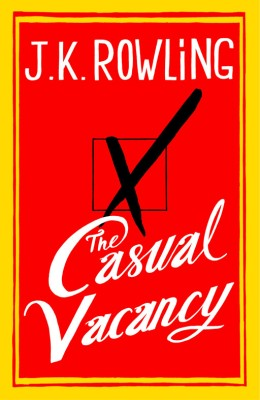 Buy The Casual Vacancy (English): Book