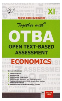 Together with OTBA - Economics (Class - 11) 1st Edition price comparison at Flipkart, Amazon, Crossword, Uread, Bookadda, Landmark, Homeshop18