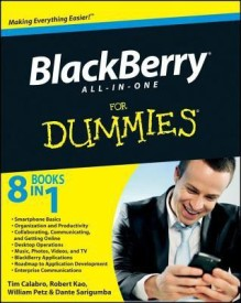 BlackBerry All-in-One For Dummies (English) (Paperback)