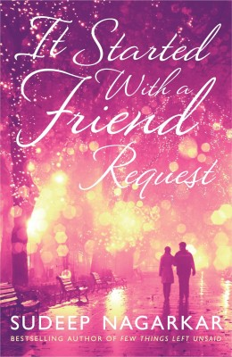 Buy It Started with a Friend Request (English): Book