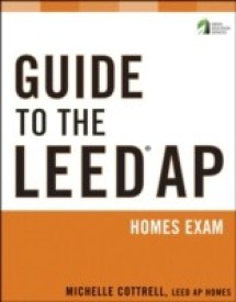 Guide to the LEED AP Homes Exam (English) (Paperback)