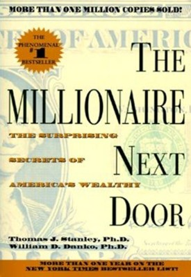 Buy The Millionaire Next Door: Book