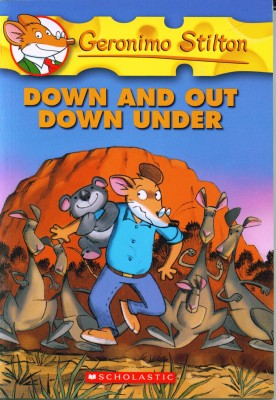 Buy Geronimo Stilton #29 Down And Out Down Under: Book