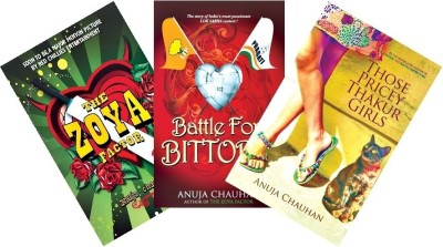 Anuja Chauhan Boxset (English) price comparison at Flipkart, Amazon, Crossword, Uread, Bookadda, Landmark, Homeshop18