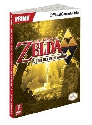 The Legend of Zelda: A Link Between Worlds: Prima Official Game Guide price comparison at Flipkart, Amazon, Crossword, Uread, Bookadda, Landmark, Homeshop18