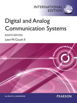 Digital  Analog Communication Systems (English) available at Flipkart for Rs.5443