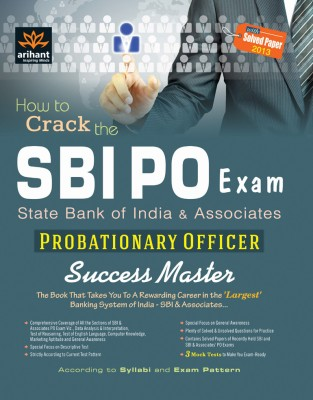 Buy SBI PO Exam - Probationary Officer Success Master 7th Edition: Book