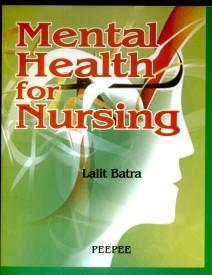 Mental Health for Nursing (English) 1st Edition (Paperback)