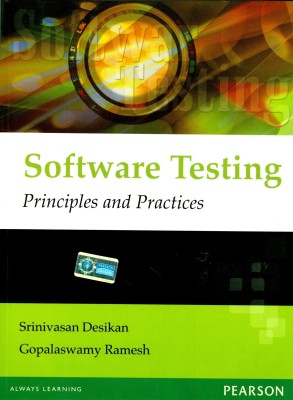 Buy Software Testing : Principles and Practices (English) 1st  Edition: Book