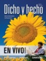 Dicho y Hecho: En Vivo Edition Beginning Spanish  Loose leaf  available at Flipkart for Rs.11396