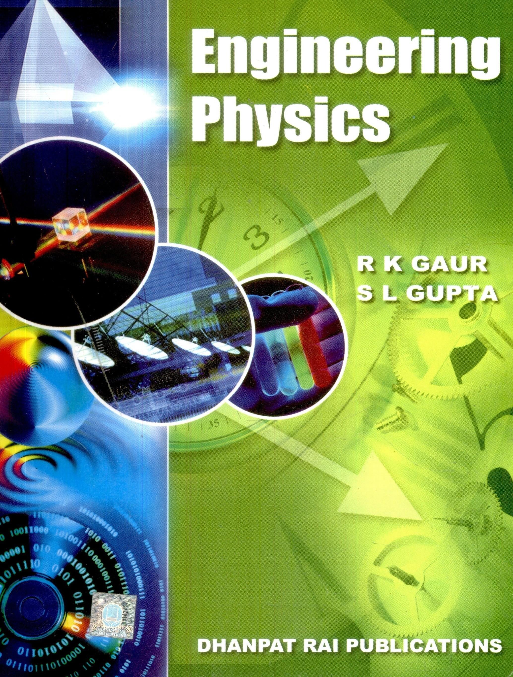 PDF Engineering Physics by Gaur and Gupta PDF Free Download