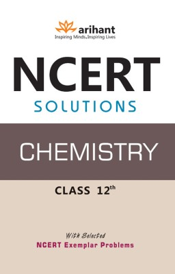 NCERT Solutions - Chemistry (Class 12th) (English) 2nd Edition price comparison at Flipkart, Amazon, Crossword, Uread, Bookadda, Landmark, Homeshop18