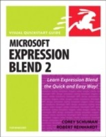 Microsoft Expression Blend 2 for Windows: Visual QuickStart Guide (Visual QuickStart Guides) (English) (Paperback)