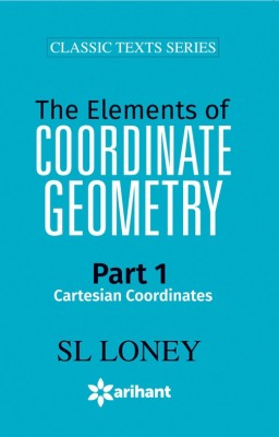 The Elements of COORDINATE GEOMETRY Part-1 Cartesian Coordinates (English) price comparison at Flipkart, Amazon, Crossword, Uread, Bookadda, Landmark, Homeshop18