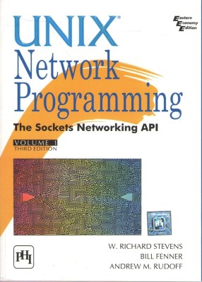 Buy Unix Network ProgrammingThe Sockets And Networking API (volume - 1) 3rd Edition (English) 3rd Edition: Book