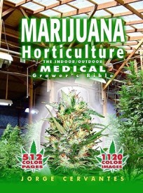 Marijuana Horticulture (Paperback)