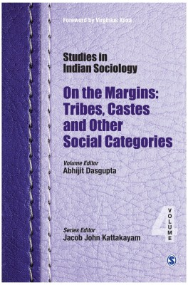 Studies in Indian Sociology, On the Margins: Tribes, Castes and Other Social Categories price comparison at Flipkart, Amazon, Crossword, Uread, Bookadda, Landmark, Homeshop18