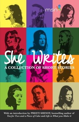She Writes: A Collection of Short Stories price comparison at Flipkart, Amazon, Crossword, Uread, Bookadda, Landmark, Homeshop18