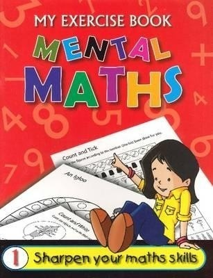 My Exercise Book Mental Math 1 price comparison at Flipkart, Amazon, Crossword, Uread, Bookadda, Landmark, Homeshop18