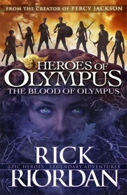 Heroes of Olympus the Blood of Olympus (English) price comparison at Flipkart, Amazon, Crossword, Uread, Bookadda, Landmark, Homeshop18