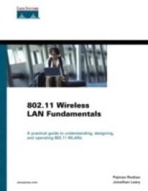 802.11 Wireless LAN Fundamentals (English) (Paperback)