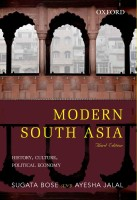 Modern South Asia : History, Culture, Political Economy (English) 3rd Edition: Book