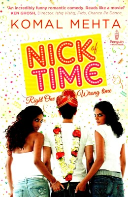 Buy Nick of Time: Book