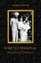 Strictly Personal: Manmohan and Gursharan (English): Book