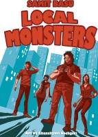 Local Monsters (English): Book