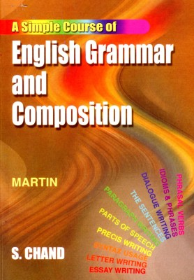 Buy A Simple Course In English Grammar & Composition 16th Edition: Book