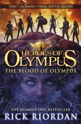 Compare The Blood of Olympus (English) at Compare Hatke