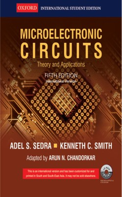 Buy Microelectronic Circuits : Theory and Applications (With CD) (English) 5th Edition: Book