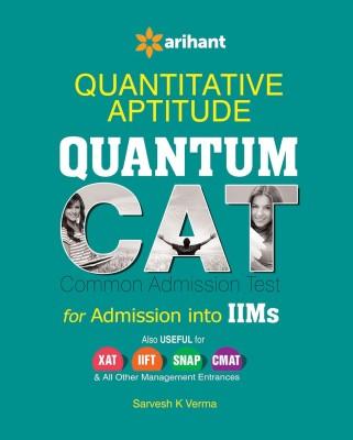 Quantitative Aptitude Quantum CAT for Admission into IIMs (English) 5th  Edition price comparison at Flipkart, Amazon, Crossword, Uread, Bookadda, Landmark, Homeshop18
