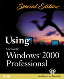 Using Microsoft Windows 2000 Professional - Special Edition (English) (Paperback)